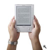 Sony PRS-505 e-reader (Credit: Sony)