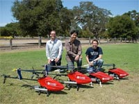 Self Learning Helicopters