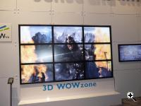 Philips's $150,000 3D WOWzone wall