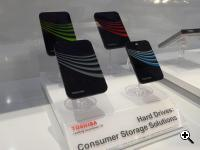 Toshiba's new hard drives
