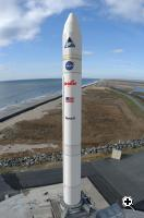 The Taurus II launch vehicle (Credit: Orbital Sciences Corporation)