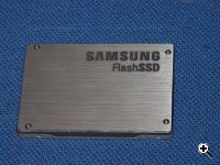 Samsung's first commercial consumer SSD