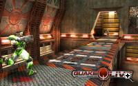 Quake Live - running on a browser (Credit: id Software)