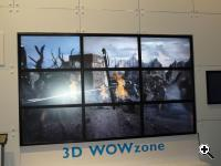 Philips 3D wall - are 3D Blu-ray to become mainstream next?