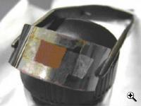 Bendy nanowires (Credit: Singapore National Electronics Sector)