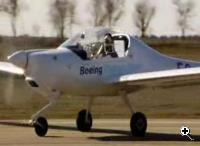 Boeing's fuel-cell based glider (Credit: Boeing)
