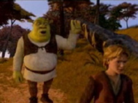 A scene from Shrek the Third created by DreamWorks studios (Credit: DreamWorks)