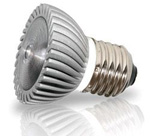 R16 - LED light Replaces 40-45 watt  standard incandescent and halogen  lamps (Credit: Lighting Science)