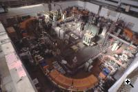 Another look of the The Low Energy Antiproton Ring at Cern (Credit: CERN)