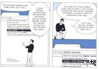 """A part of the comic explaining the """"omnibox"""" features. (Credit: Google)"""
