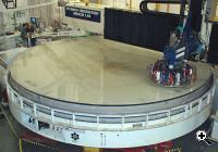 GMT's first primary mirror (Credit: Carnegie Institution for Science)