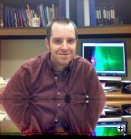 Brian Kirby, one of the scientists from the National Institute of Standards and Technology (NIST) who was part of this magnetic semiconductor research. (Credit: Brian Kirby, NIST)