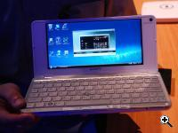 Sony Vaio P - small and beautiful