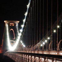 LED bridge? (Credit: University of Cambridge)