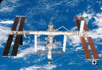 A new Russian space station? (Credit: NASA)