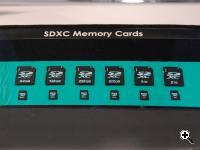 prototype/mockup cards will offer up to 2TB and 300MB per second transfer speed