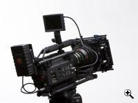 The Red One 4K camera, used in the surgery. (Source: Red Digital Cinema Camera Company)