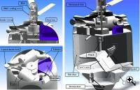 WaterScout - Sectioned view of inside components (Credt: vtol.org)