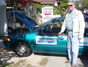 Denny Klein and his water powered car - is it for real?
