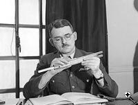 Frank Whittle (Credit: British Government)