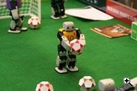 Robotic soccer - what will come next?