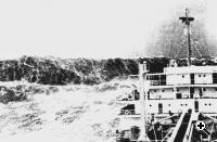 Historical image of a Rouge Wave (Credit: NOAA Photo Library)