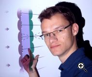 Dr. Marcel Sieler. Source: Fraunhofer Institute for Applied Optics and Precision Engineering
