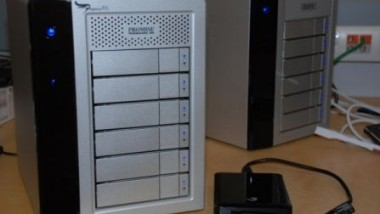 Thunderbolt vs. USB 3.0 Storage Device Battle