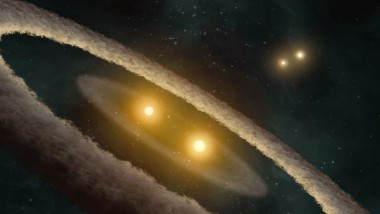 Planets with 4 Suns Discovered?
