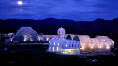 Biosphere 2 to Live On