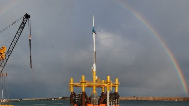 Deep Water Offshore Wind Turbine