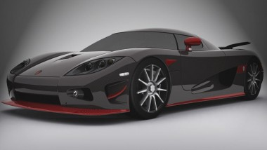 CCXR- Bio Fuel Powered Sports Car