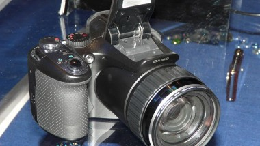 Casio EX-F1 – 60fps Camera