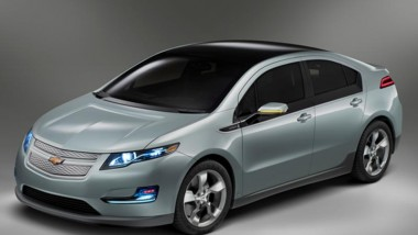 The 2010 Chevrolet Volt Unveiled