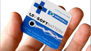SoftBattery – Thin Power Source