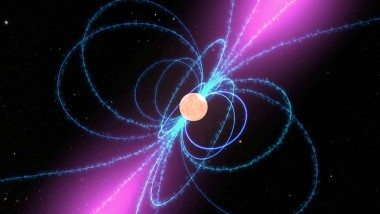 Gamma Ray Pulsar Discovered