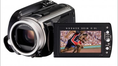 JVC 50-Hour HD Camcorder