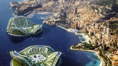 Lilypad – Floating City of the Future