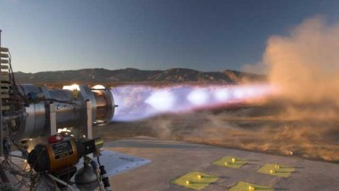 NASA Tests Methane Rocket Engine