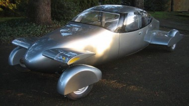 Milner Motors' ElectriCar