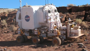 NASA Tests Rover Concepts in Arizona