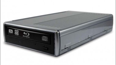 Quad Interface Blu-Ray External Drive