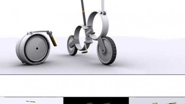 One – Collapsible Bike