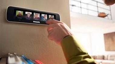 Philips Radio with Voice Messaging