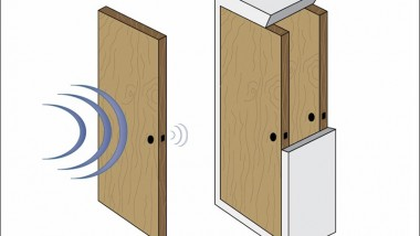 QuietHome – Super  Soundproof Door
