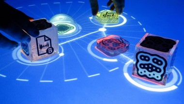 ReacTable – A Singing Table