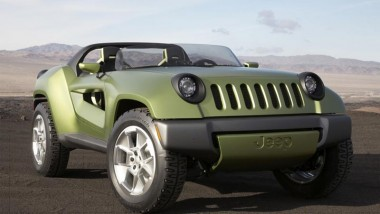 Jeep Renegade – Chrysler Goes Green