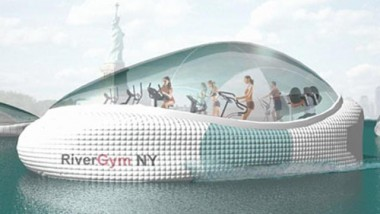 River Gym – Propelled By a Workout