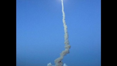 STS-119 Launches into Space…Finally
