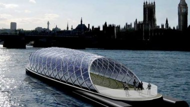 SolarLab – Solar Powered Electric Boat